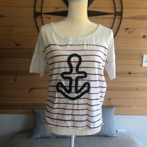 Gap Nautical Themed Top